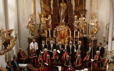 Gottsdorf Kirchenchor Jubiläumskonzert 2019
